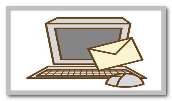 海外からメール送信