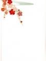 梅の花と鼓3