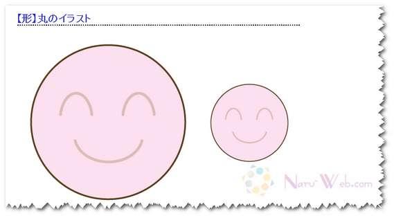 幼稚園児のイラスト・絵カード まるばつ
