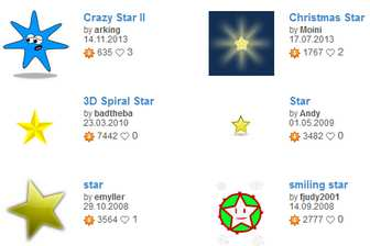 "Search results for ""star"" clipart - Openclipart"