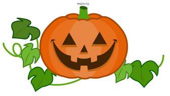無料素材の『季節・行事素材のイラスト市場』秋の素材・ハロウィンのイラスト