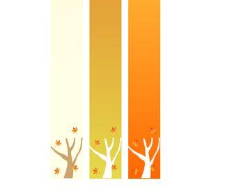フリー素材集 sozai ・秋の壁紙