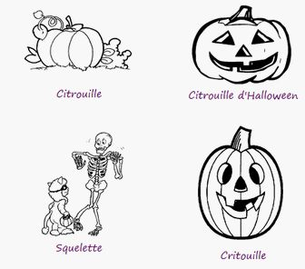Coloriages Halloween Coloriage