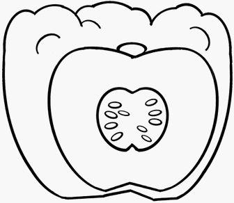 野菜の塗り絵&白黒イラストぬりえフリー無料・素材屋じゅんのモノクロ画像絵 野菜のイラスト