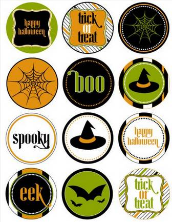 FREE Halloween Party Printables from Love The Day | Catch My Party