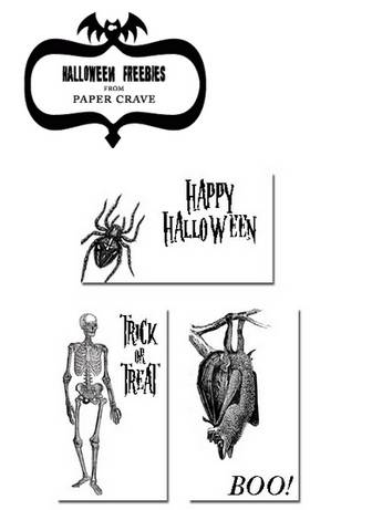 Paper Crave Halloween Freebies : Printable Tags | Paper Crave