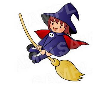 魔女・魔法使い フリー素材の ... : ぬりえ 魚 : すべての講義