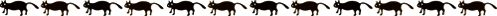 ハロウィンイラスト素材《黒猫と茶猫》配布とえのき茸の本体はえのき: 日々一素材