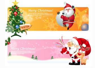 クリスマス/サンタ,雪だるま,ツリーのイラストai/eps | ベクタークラブ<イラストレーター素材が無料>