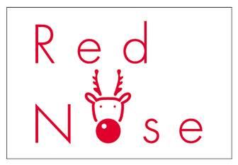 サンタと赤鼻