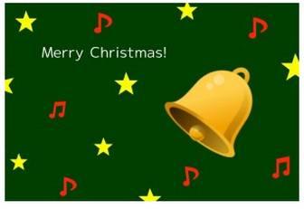 クリスマスカード③ | 手紙文例集