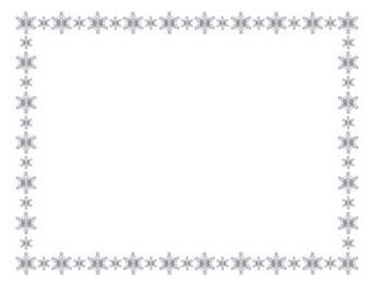 囲み枠・飾り枠・フレームのフリーイラスト【素材っち】ダウンロード28