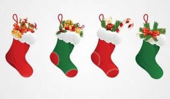 4クリスマスブーツ