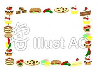 ケーキイラスト/無料イラストなら「イラストAC」