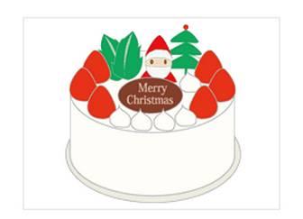 クリスマスケーキ|season