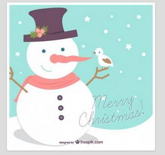 雪だるま   無料の写真とベクトル
