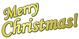 クリスマス-MerryXmas!(フォント)02:冬のそざい:キッズ@nifty