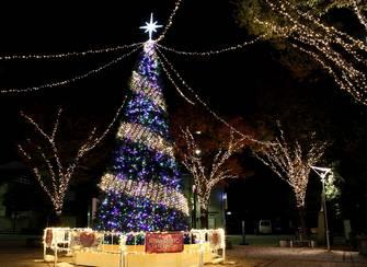 クリスマス夜景壁紙特集