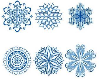 雪の結晶の無料イラスト|AI・EPSの無料イラストレーター素材なら無料イラスト素材.com