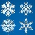 雪・雪の結晶 イラスト