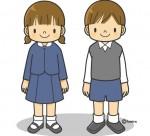 小学校お受験のイラスト(カラー)