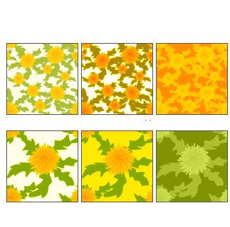 壁紙素材 たんぽぽの花