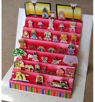 雛人形大:ニコニコ村の工作室