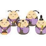 五人囃子<ひな祭り>