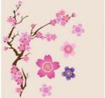 桜ベクトル