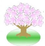 桜の木イラスト