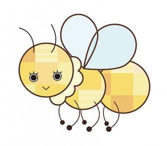 「ミツバチ」 - 無料イラスト愛