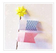 折り紙鯉のぼりの作り方