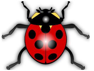 Jilagan Ladybug clip art - vector clip art online, royalty free & public domain