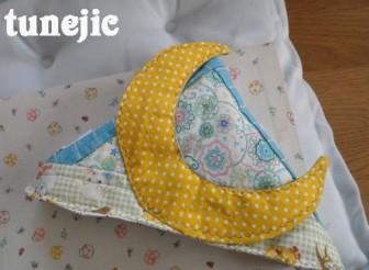 パッチワークの兜(カブト)かぶとの作り方|パッチワーク|編み物・手芸・ソーイング | アトリエ|手芸レシピ16,000件!みんなで作る手芸やハンドメイド作品、雑貨の作り方ポータル