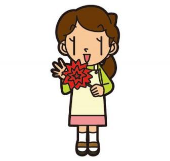 フリーイラスト集・素材集フリーイラスト集【母の日】