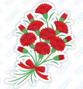 カーネーションの花束カーネーションの花束
