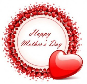 Free vector >> Vector misc >> Vector of Happy Mother's Day