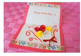 母の日は手作りカードを送ろう!簡単で可愛い立体カードの作り方 | 季節のイベント手作り情報館