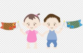 鯉のぼり/子供の日|illustration