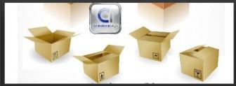 3D Packaging Vector Mockups | Vector Valley