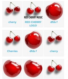 Cherries clip art - vector clip art online, royalty free & public domain