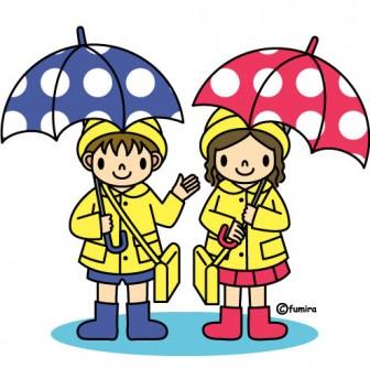 「子供と動物のイラスト屋さん」ブログ:梅雨のイラストクリップアート - livedoor Blog(ブログ)