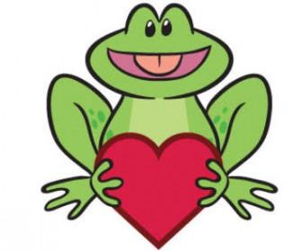 Cartoon Frog Vector   Download Free Vector Graphic Designs   123FreeVectors