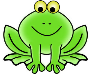 Frog 9 Clip Art at Clker.com - vector clip art online, royalty free & public domain