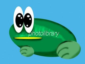 カエル イラスト 蛙 - 素材
