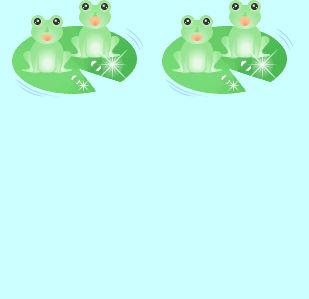 梅雨素材(カエル・かえる・蛙-背景 壁紙) フリー素材