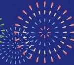 花火のイラスト | EC design(デザイン)