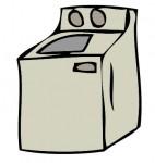 03洗濯機クリップアート無料ダウンロードページ
