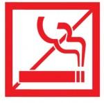 禁煙 |ポップ | 飲食店POPイラスト無料素材