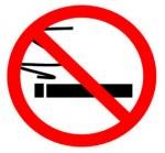 無料テンプレート 無料イラスト(携帯電話禁止,禁煙,万引き防止のイラスト)
